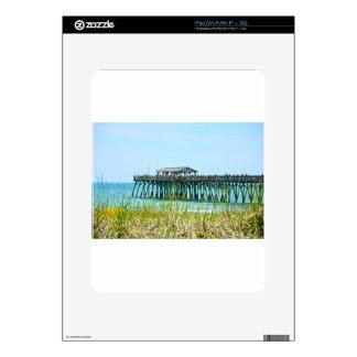 Myrtle Beach State Park Fisdhing Pier iPad Decals