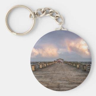 Myrtle Beach State Park Keychain