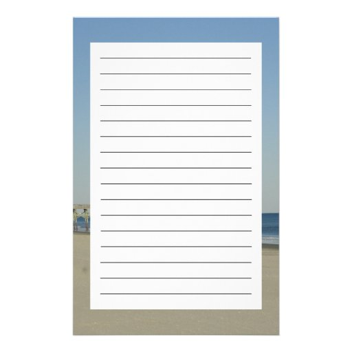Myrtle Beach Stationery