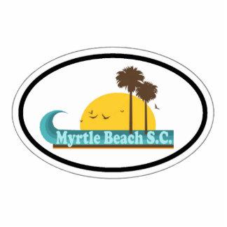 Myrtle Beach. Statuette