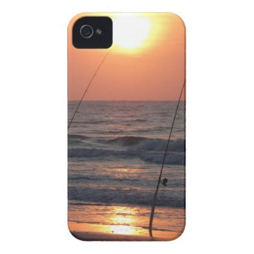 Beach Themed Myrtle Beach Sunrise Case-Mate iPhone 4 Case