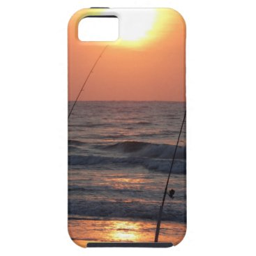 Beach Themed Myrtle Beach Sunrise iPhone SE/5/5s Case