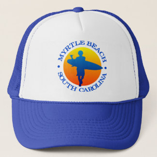 Myrtle Beach (Surfer) Trucker Hat