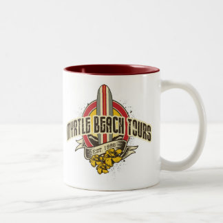 Myrtle Beach viaja a la taza de café