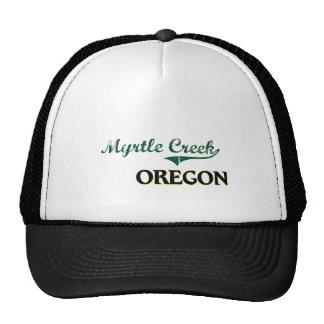 Myrtle Creek Oregon Classic Design Trucker Hat