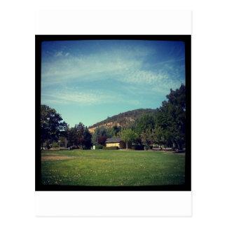 Myrtle creek, Oregon Postcard
