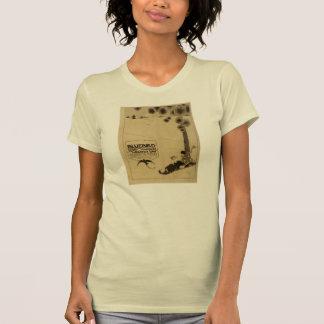 Myrtle Gonzalez Gonzales 1917 silent film ad T-Shirt