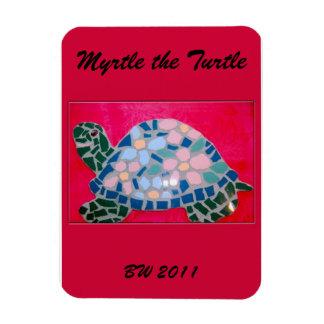 Myrtle the Turtle Flex Premium Magnet