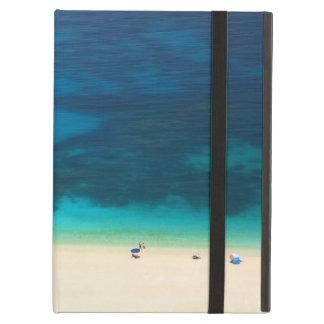 Myrtos beach, Kefalonia, Greece Case For iPad Air