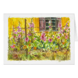 mys Potter's Garden watercolor notecards Greeting Cards