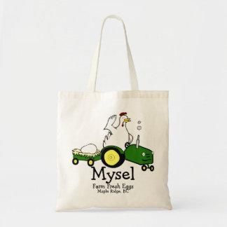 Mysel Farms Tote Bag