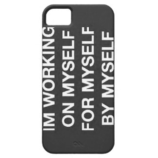 MYSELF iPhone SE/5/5s CASE