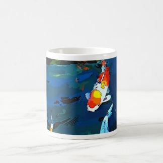 Mysitc Fish Classic White Coffee Mug
