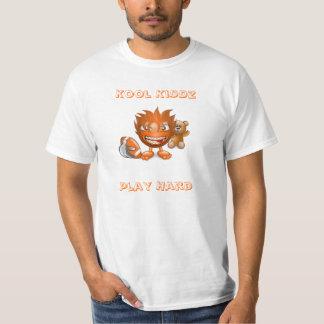 mysmiley, Kool KiDDz, Play Hard T-Shirt