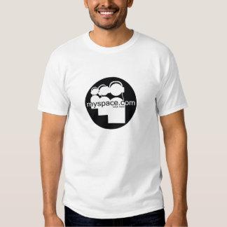 myspace dot com t-shirt