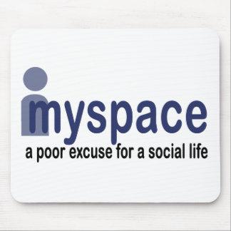 myspace Mouse Pad