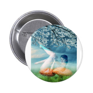 MYST OF LIFE PINBACK BUTTON