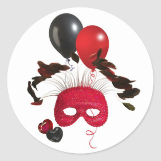 Mystere Stickers