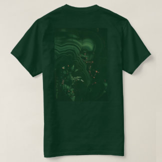 Mysteries of Nature T-Shirt, Forest Green T-Shirt