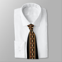 Mysteries of the Stars (Black) Tie