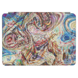 Mysterious Abstract Swirls iPad Air Cover