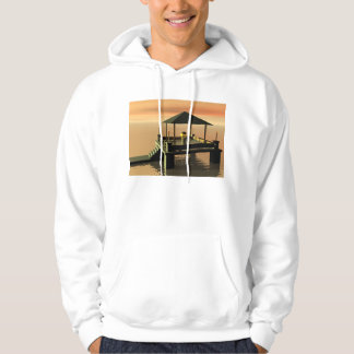 Mysterious Architecture Hoodie