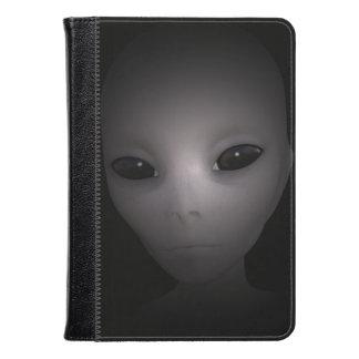 Mysterious black Alien Kindle Case