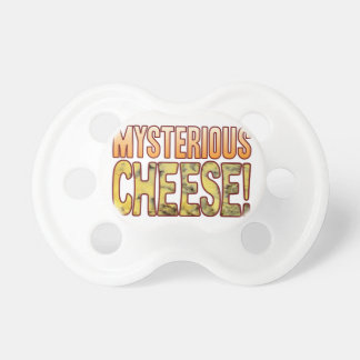 Mysterious Blue Cheese Pacifier