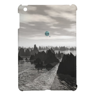 Mysterious Blue Orbs Cover For The iPad Mini