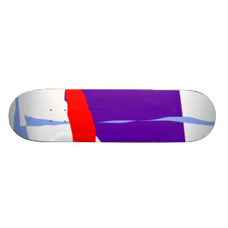 Mysterious Boat Submarine Radar Aircraft Skateboard