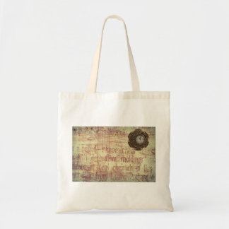 Mysterious Clock Tote Bag