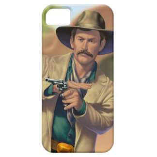 Mysterious Dave Mather iPhone 5 Case