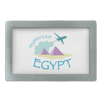 Mysterious Egypt Belt Buckles