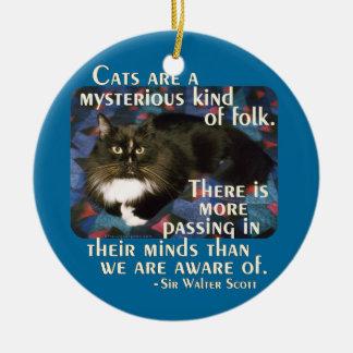 Mysterious Folk Ornament