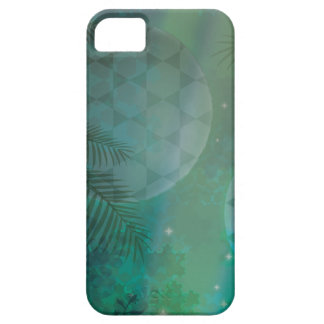 Mysterious Forest (cropped) phone case
