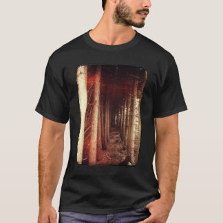 Mysterious forest shirt