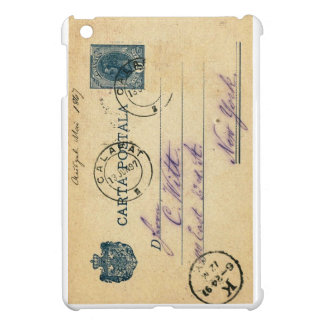 Mysterious handwriting on the back of this - 1897 cover for the iPad mini