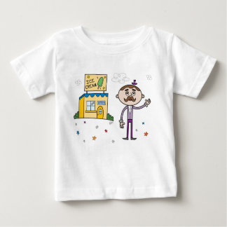 Mysterious Ice Cream Shop - Infant T-Shirt