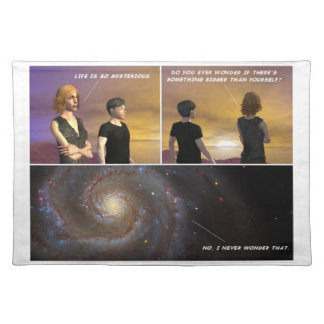 Mysterious Life Placemats