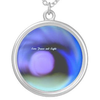 Mysterious...Love Peace and Light Pendants