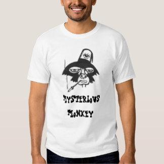 MySterIous MoNkey (smoking) T Shirts