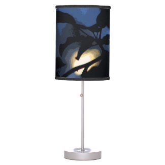 Mysterious Moon Desk Lamp