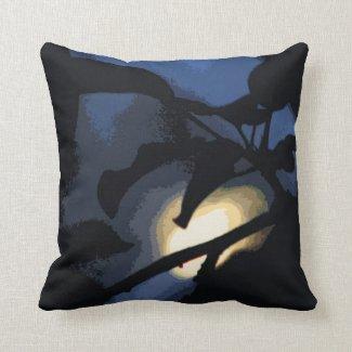 Mysterious Moon Pillow
