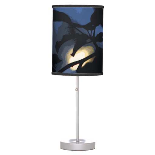 Mysterious Moon Table Lamp