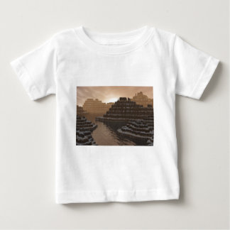 Mysterious Mountains Baby T-Shirt