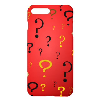 Mysterious Question Marks iPhone 8 Plus/7 Plus Case