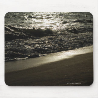 Mysterious sea mouse pad