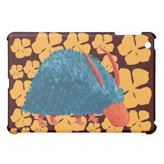 Mysterious shrub-monster iPad mini cover