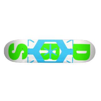 Mysterious Skateboard