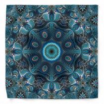 Mysterious space mandala bandana
